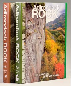 Adirondack Rock books