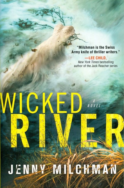 Wicked River, a novel