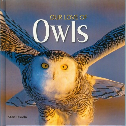 Our Love of Owls book