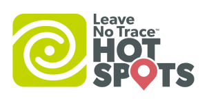 Leave No Trace Hot Spot Logo