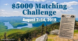 $5000 Matching Challenge