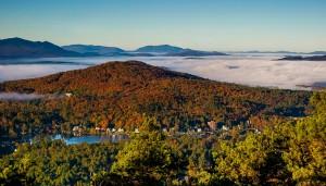 Autumn Baker Mountain photo by Stephanie Graudons