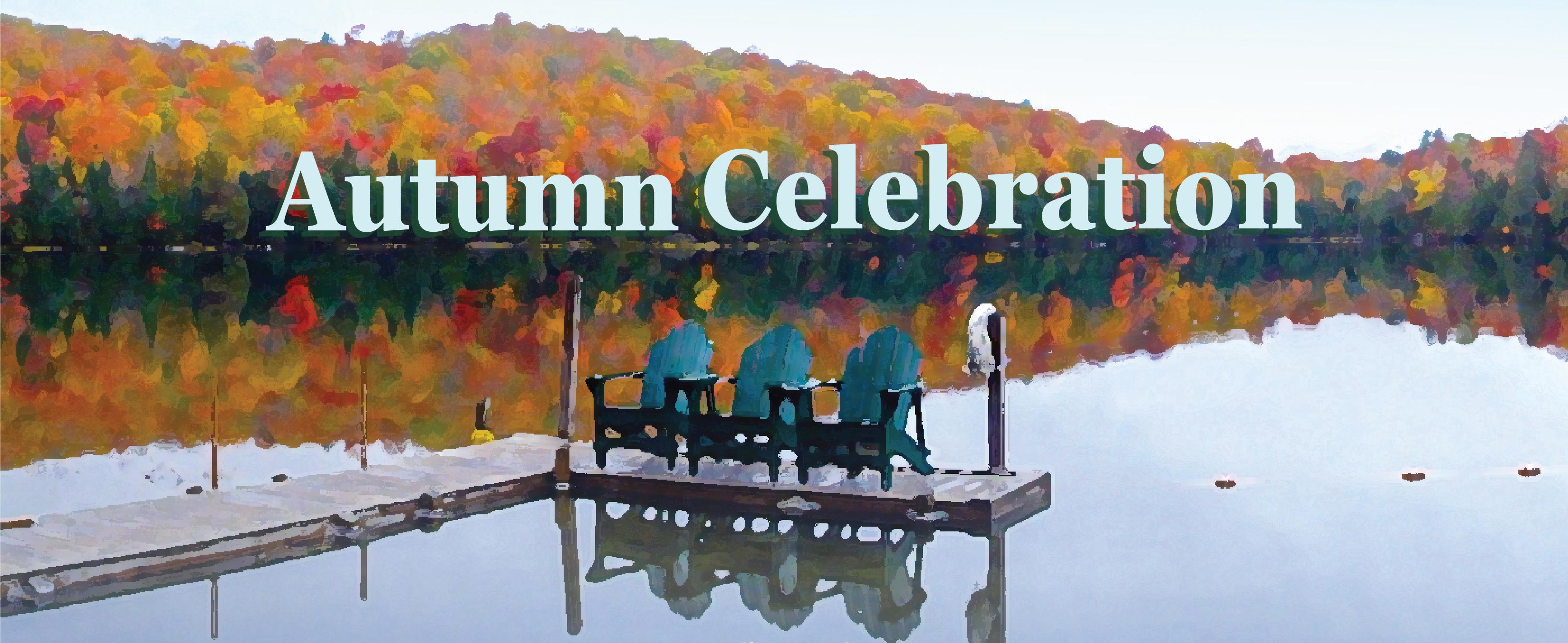 Autumn Celebration Registration