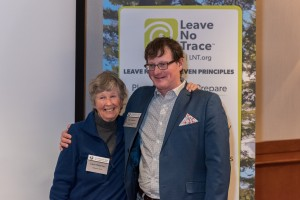 Ben Lawhon and Laura Waterman