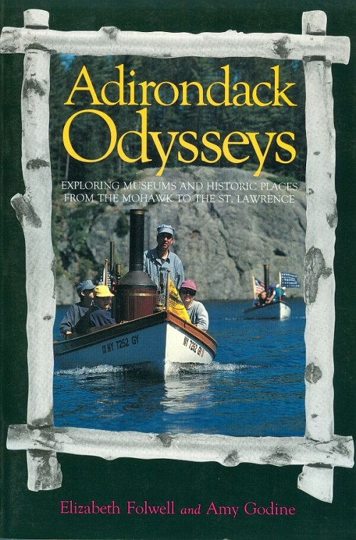 Adirondack Odysseys Book