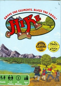 Hike Card Game