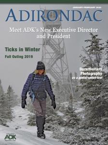Adirondac Cover Jan Feb 2020