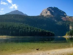 Western Balkans scenery