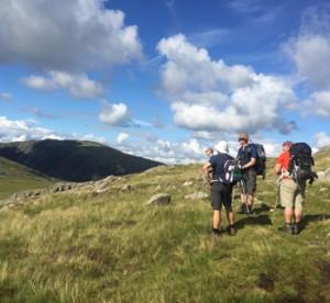 Hiking England