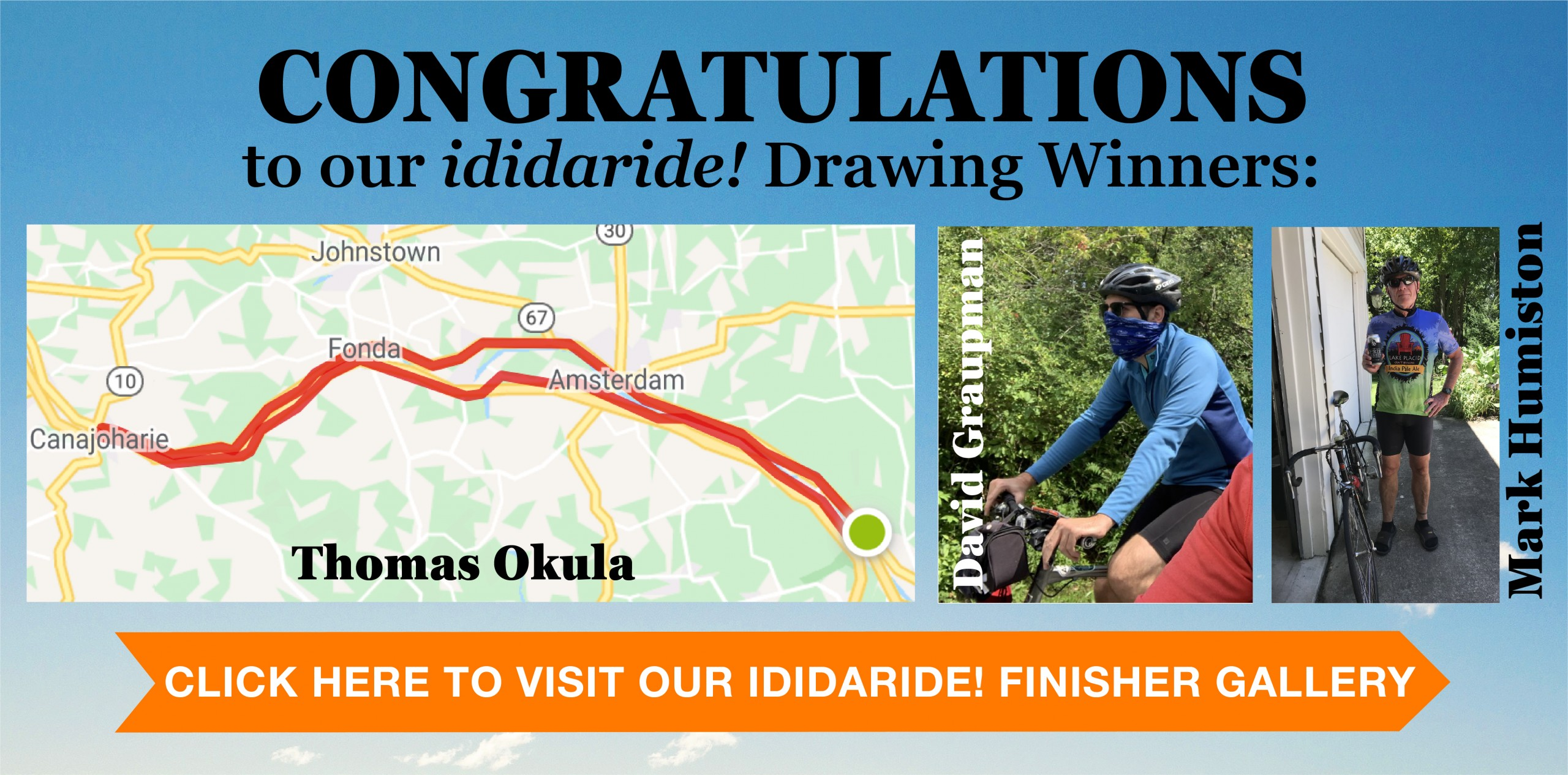 Click to see 2020 ididaride! finishers