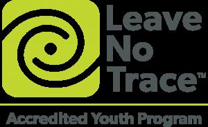 Leave No Trace accreditation logo