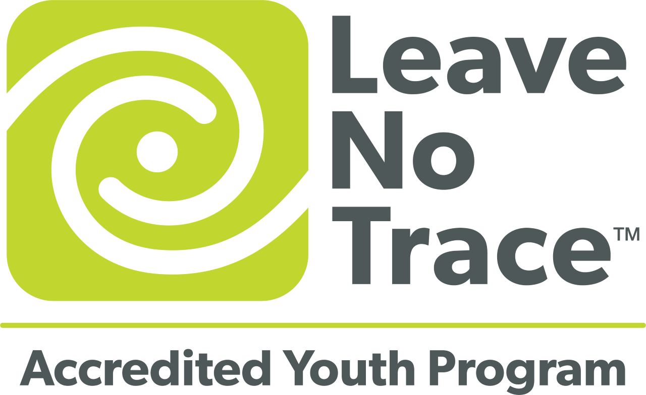 Leave No Trace accreditation logo