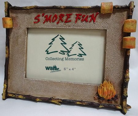 Smore picture frame
