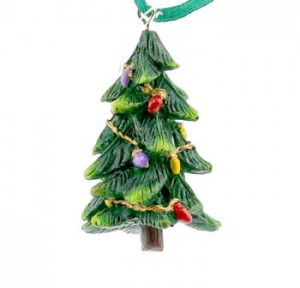 Xmas tree ornament