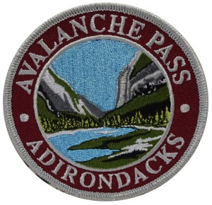 Image of Avalanche Pass patch