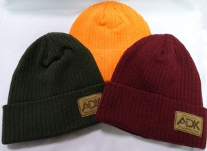 Picture of kint hats in 3 colors
