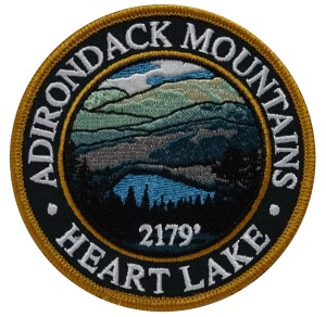 Image of Heart Lake patch
