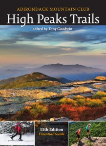 Image of cover of High Peaks Trails Guidebook