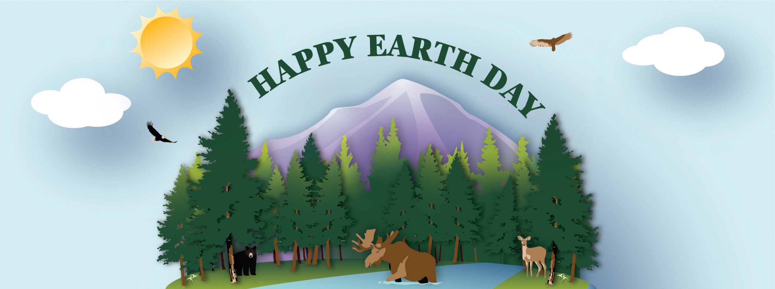 Earth Day 2021 image banner