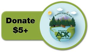 Earth Day One-Time Gift Button