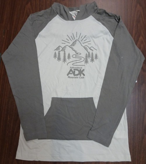 image of men's hoodie in oat/fossil