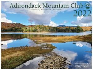 Image of 2022 ADK Calendar