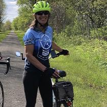 Carolyn von Schenk 55 Miles
