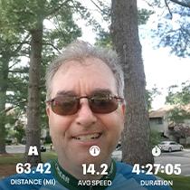 Keith Michel 55 Miles