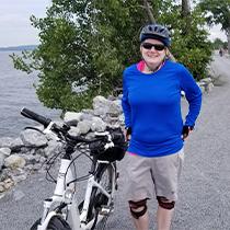 Carolyn Harvey 23 miles