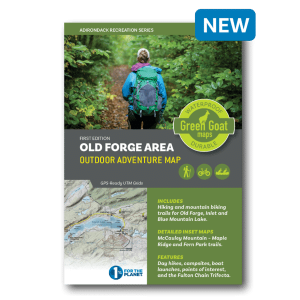 Cover of Old Forge map