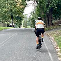 Matt Rohde 23 mile rider